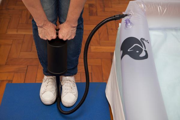 Kit Confort Banho: inovação no ambiente hospitalar e HomeCare