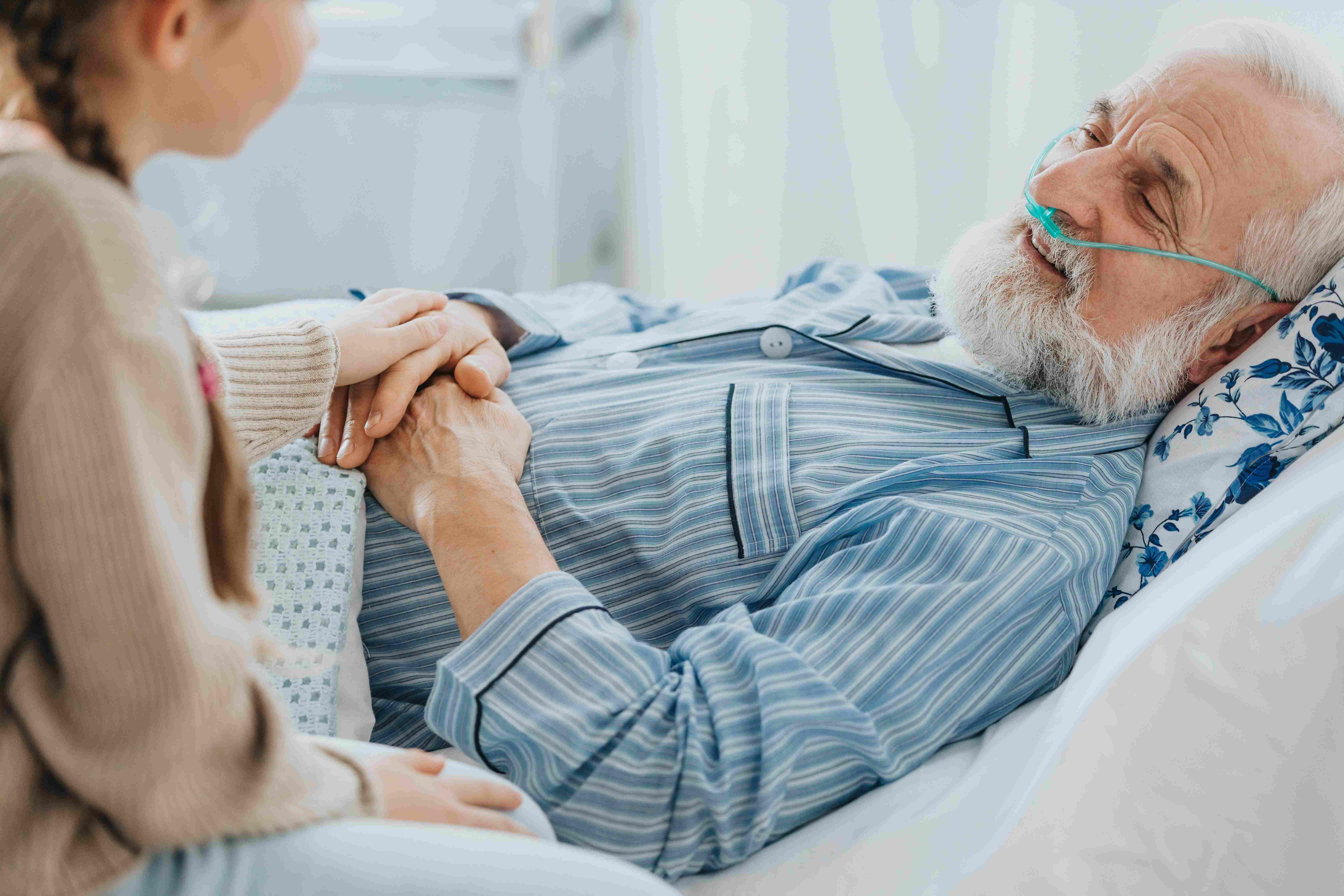 Cuidados Paliativos para o paciente de Alzheimer