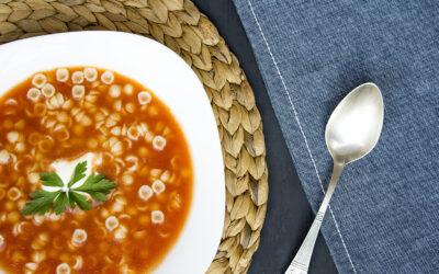 4 receitas de sopas nutritivas e fáceis de fazer